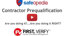 Webinar:  Contractor Prequalification:  Are you doing it?... Are you doing it RIGHT?