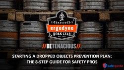 Webinar: Starting a dropped objects prevention plan: The 8 Step Guide for Safety Pros