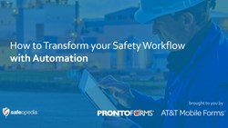 Webinar: How to Transform Your Safety Workflow with Automation