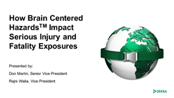 How Brain-Centric Hazards™ Impact Serious Injury & Fatality Exposures
