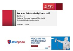 Webinar: Are you sure your painters are fully protected?