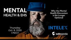Mental Health & EHS: Why the Mental Health Discussion is No Longer Optional