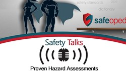 Webinar:  Proven Hazard Assessments to Establish a Safety First Culture
