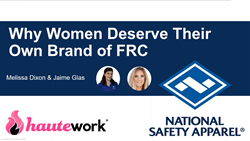 Webinar: Why Women Deserve Their Own Brand of FRC
