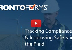 Webinar:  Tracking Compliance & Improving Safety in the Field