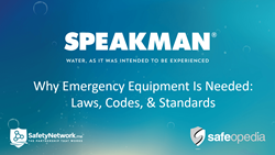 Webinar: Why Emergency Equipment Is Needed: Laws, Codes, & Standards