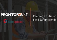 Webinar:  Keeping a Pulse on Field Safety Trends