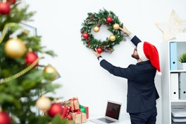 'Tis the Season to Be Careful: Office Holiday Decoration Safety