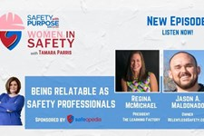 Women in Safety #1 - Being Relatable as Safety Professionals