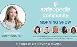 WIS Morning Show: The role of leadership in change