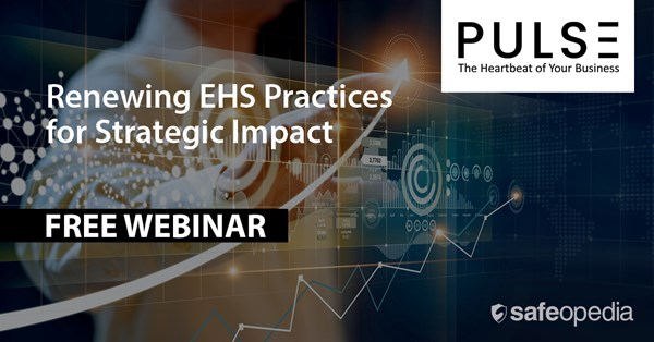 Image for Renewing EHS Practices for Strategic Impact
