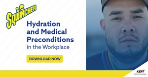 Image for Hydration and Medical Preconditions in the Workplace