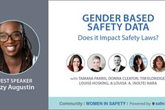 WIS #23: Gender Based Safety Data: Does it Impact Safety Laws?
