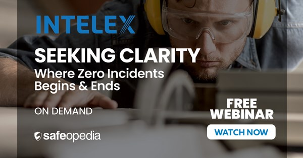 Image for Seeking Clarity: Where Zero Incidents Begins & Ends