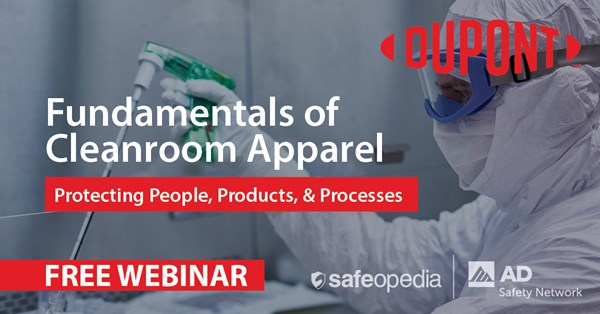 Image for Fundamentals of Cleanroom Apparel: Protecting People, Products, & Processes