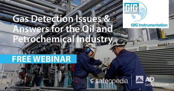 Image for Gas Detection Issues and Answers for the Oil and Petrochemical Industry