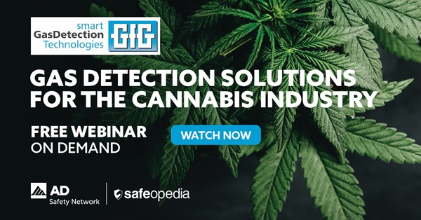 Image for Gas Detection Solutions for the Cannabis Industry