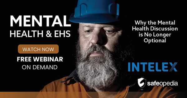 Image for Mental Health & EHS: Why the Mental Health Discussion is No Longer Optional