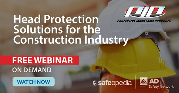 Image for Head Protection Solutions for the Construction Industry