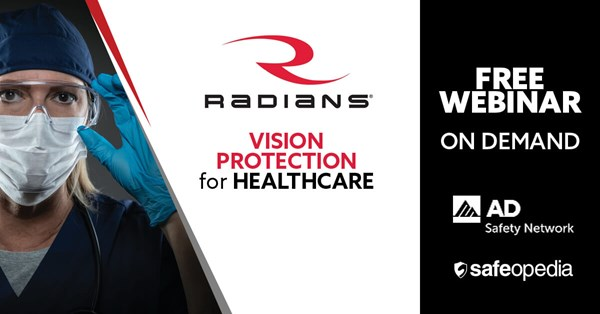 Image for Vision Hazards & Protection for Healthcare Workers