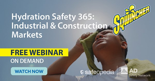 Image for Hydration Safety 365: Industrial & Construction Markets