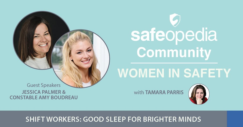 WIS #24: Shift Workers: Good Sleep for Brighter Minds!