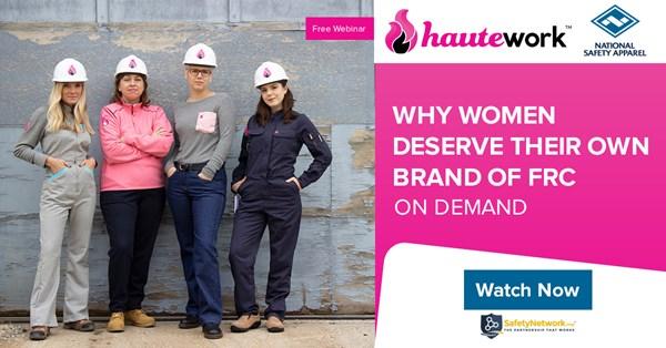 Image for Webinar: Why Women Deserve Their Own Brand of FRC