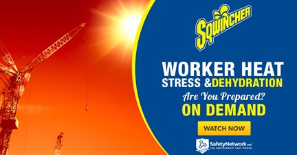 Worker Heat Stress & Dehydration