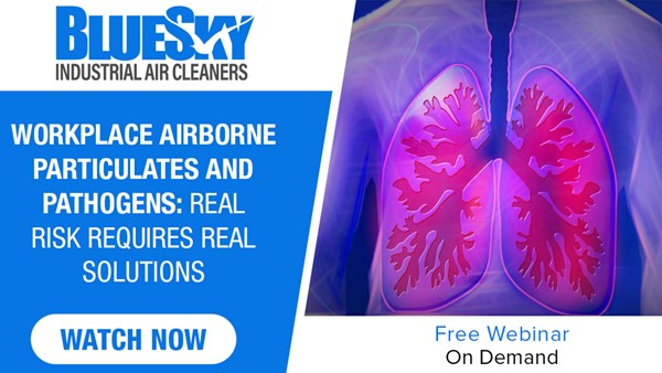 Image for Workplace Airborne Particulates and Pathogens Real Risk Requires Real Solutions