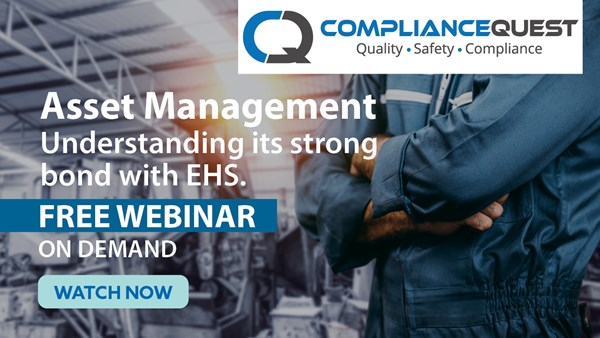 Image for Asset Management: Understanding its strong bond with EHS