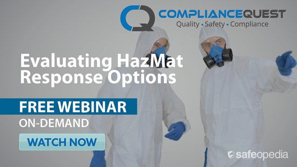 Image for Evaluating HazMat Response Options