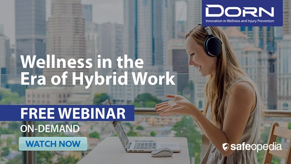 Image for Wellness in the Era of Hybrid Work