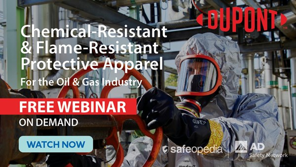 Image for Chemical Resistant & Flame Resistant Protective Apparel for the Oil & Gas Industry