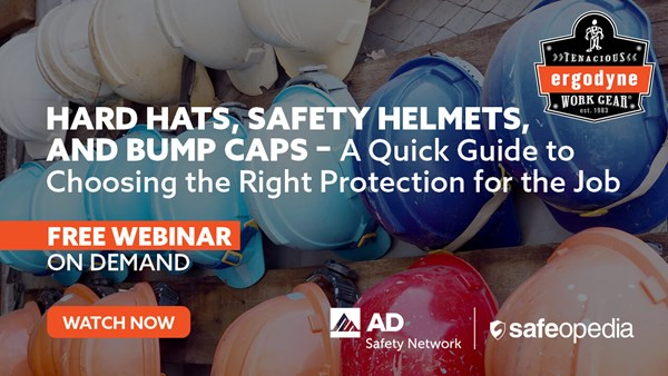 Image for Hard Hats, Safety Helmets, and Bump Caps: A Quick Guide to Choosing the Right Protection for the Job