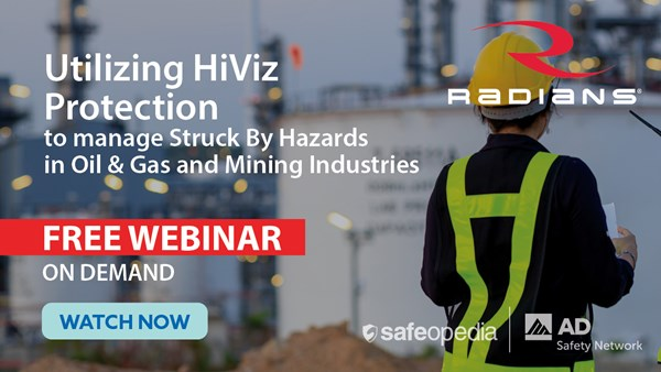 Image for Utilizing HiViz protection to manage Struck By Hazards in Oil & Gas and Mining Industries