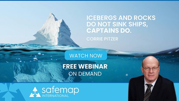 Image for Icebergs and Rocks Do Not Sink Ships, Captains Do