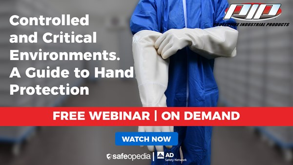 Image for Controlled and Critical Environments: A Guide to Hand Protection