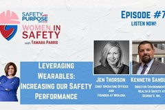 Women in Safety #7 - Leveraging Wearables: Increasing our Safety Performance