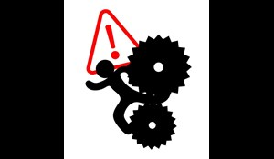 Image for Be Aware of Pinch Points
