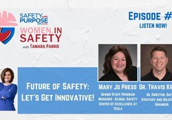 Women in Safety #9 - Future of Safety: Let's Get Innovative!