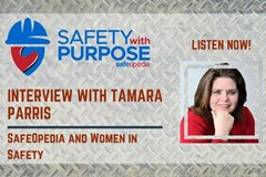 Safety With Purpose #9 - Youth In Safety with Tamara Parris