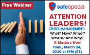 ATTENTION LEADERS!  Crisis Management: What? How? When? Where? And Why? It Matters Now