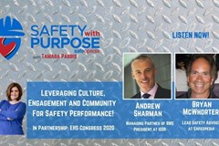 Safety With Purpose #16 - Trends of High Performance Safety Companies with Andrew Sharman