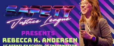 SJL Presents Rebecca Andersen