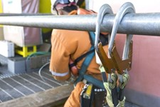 Safety Moment: Choosing the Right Fall Protection Lanyard
