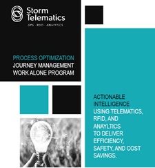A Guide to Implementing a Driver Behavior Safety Analytics Program