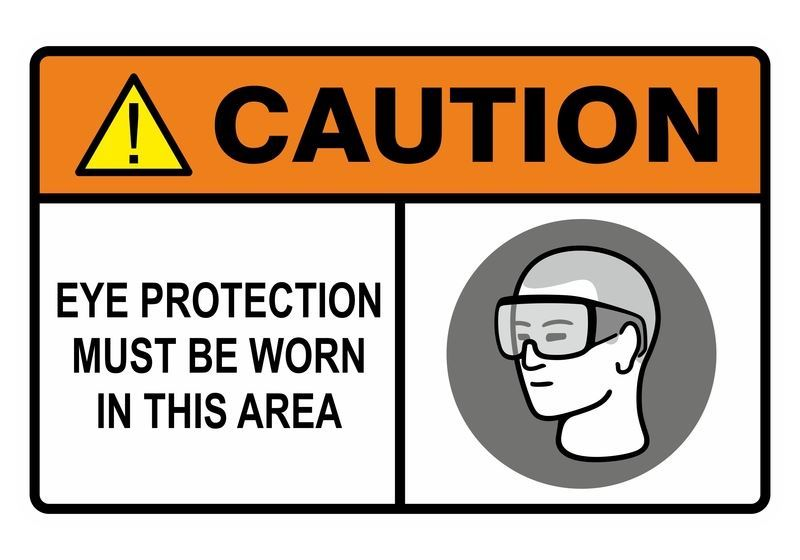 Safety Meeting Topics Eye Protection