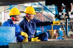 What metric should I track to make sure my safety training programs are effective?