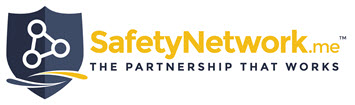 SafetyNetwork.me The Partnership That Works logo