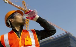 Drink Up: How to Prevent Dehydration on the Job